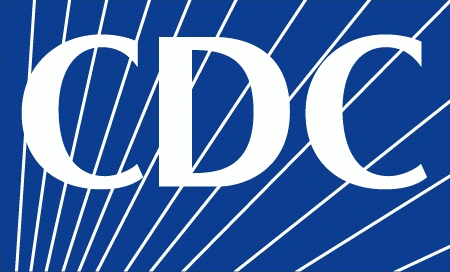 CDC logo set as link button